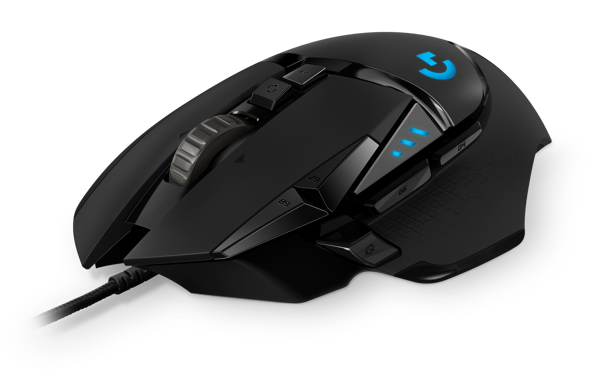 Mouse Logitech G502 Hero Gaming