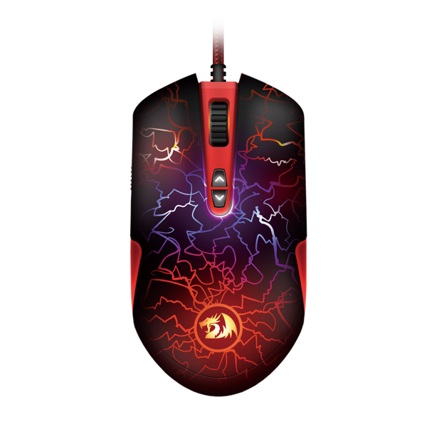 Mouse Redragon Lavawolf M701