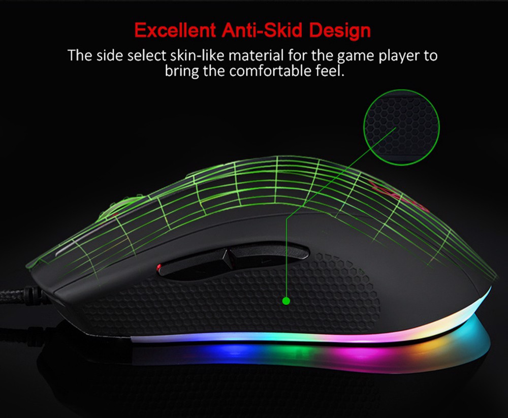 Mouse Motospeed V60 RGB