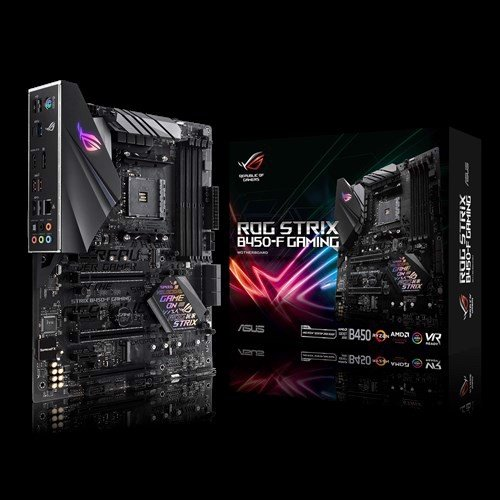 Mainboard Asus Rog Strix B450 F-Gaming
