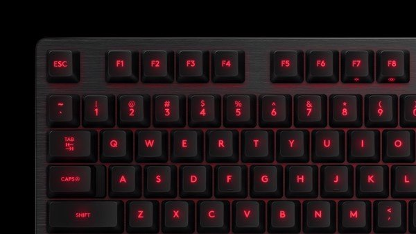 Keyboard Logitech G413 Carbon Mechanical Backlit Gaming