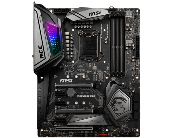 Mainboard MSI MEG Z390 ACE