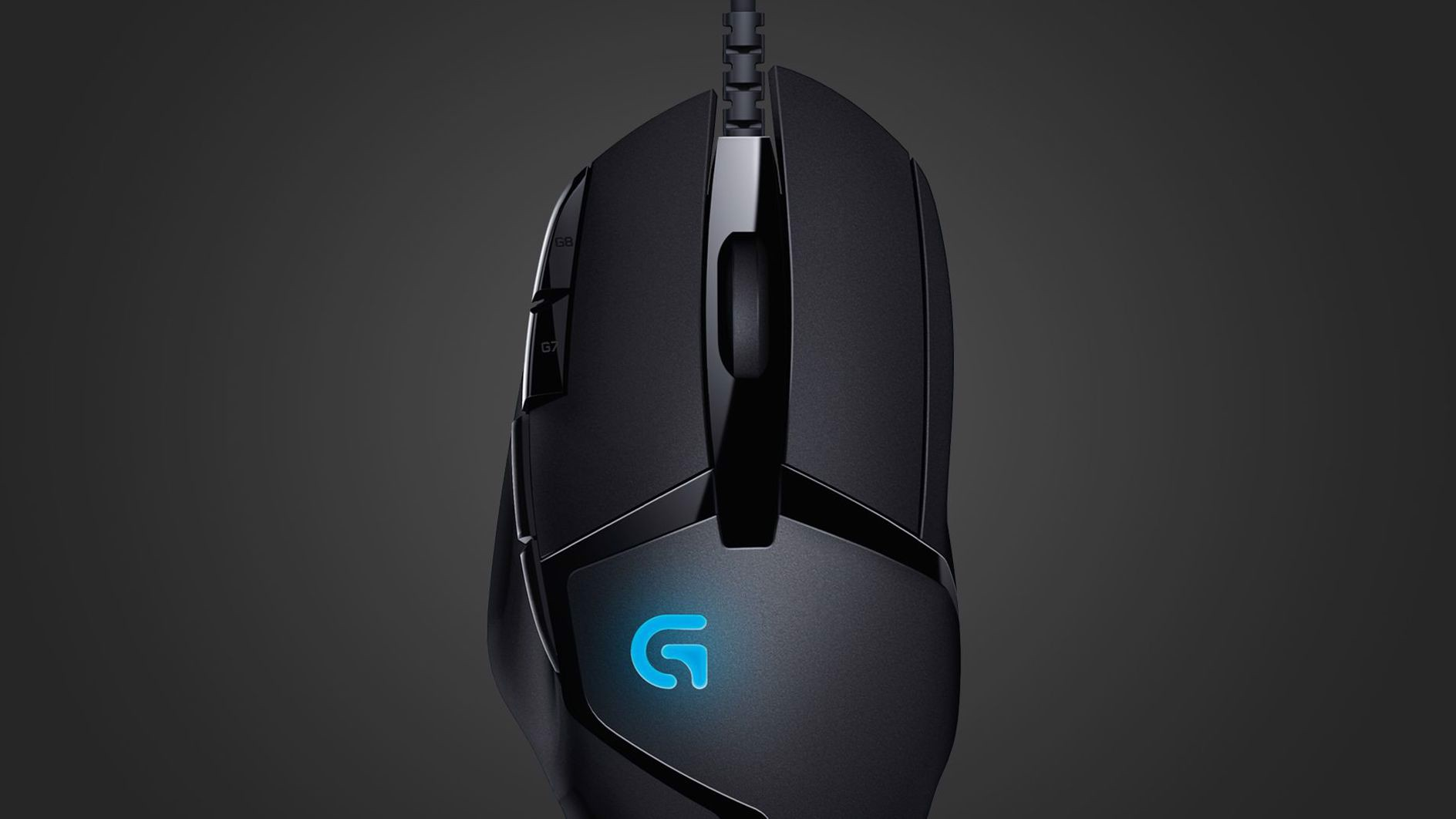 Mouse Logitech G402 Hyperion Fury Ultra – Fast FPS Gaming