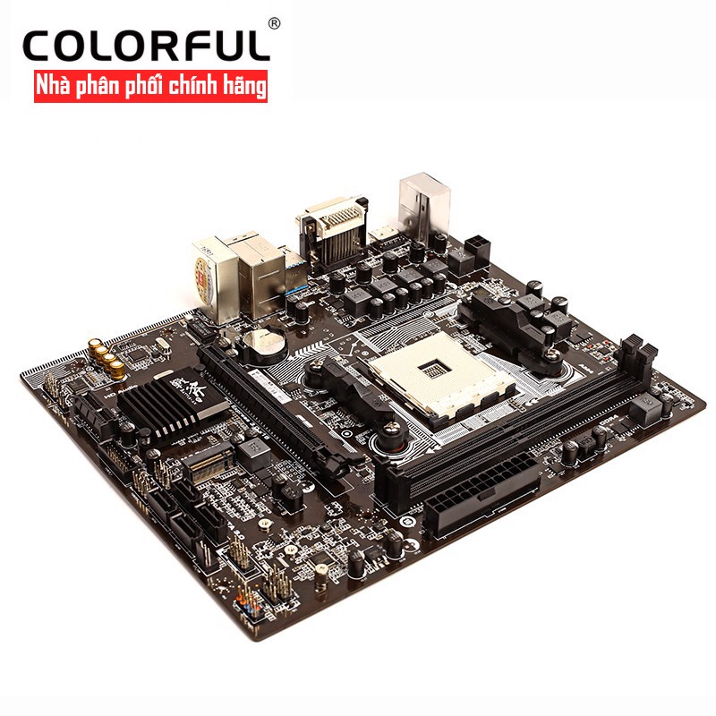 Mainboard Colorful AXE C.AB350M-HD Plus V14