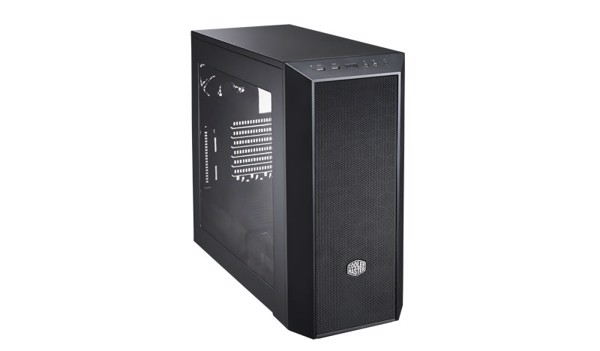 Case CoolerMaster MasterBox 5 - Black/White