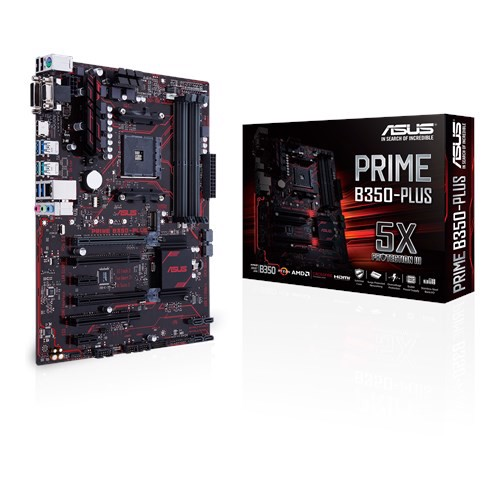 Mainboard Asus Prime B350-Plus