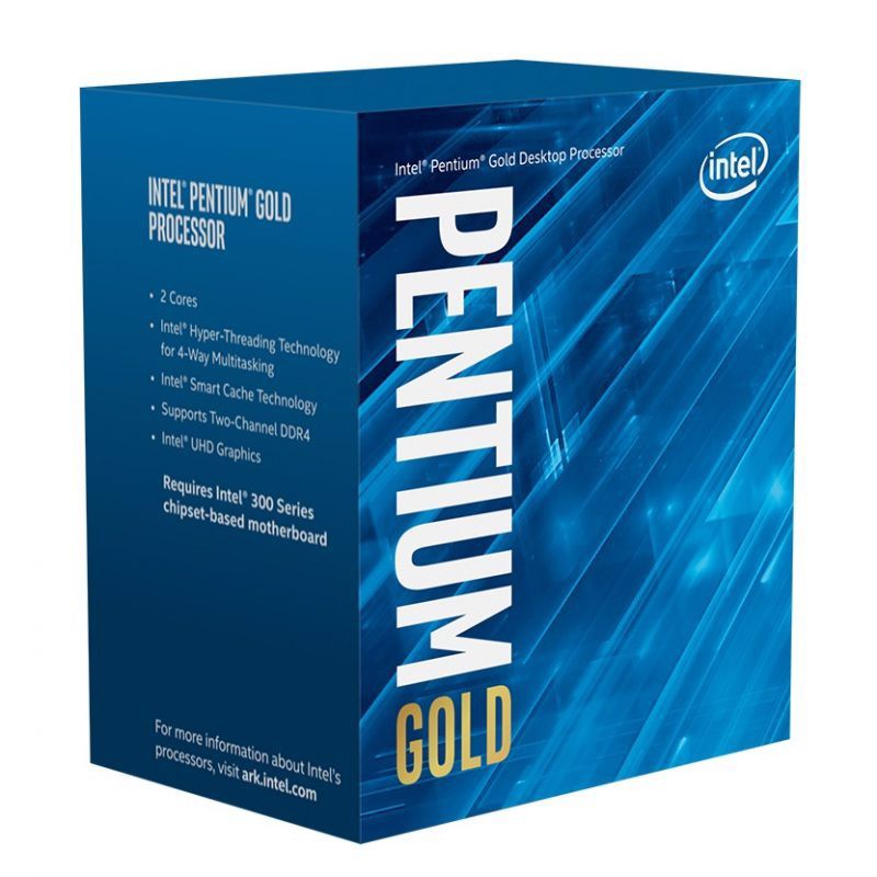CPU Intel G5400 Box