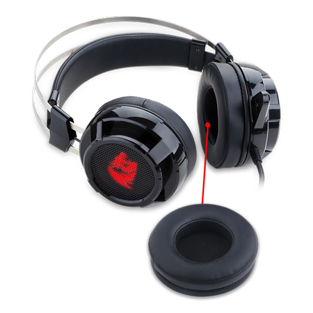 Headphone Redragon H301 Siren 2
