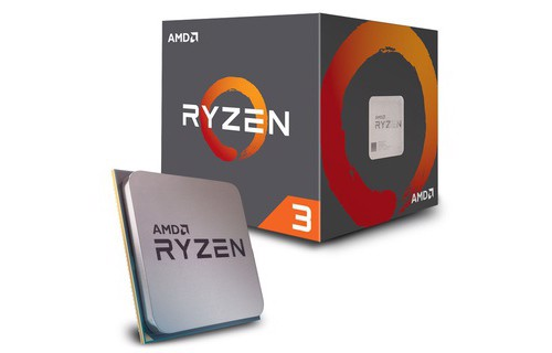 CPU AMD Ryzen 3 2200G