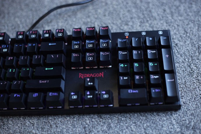 Keyboard Redragon K565
