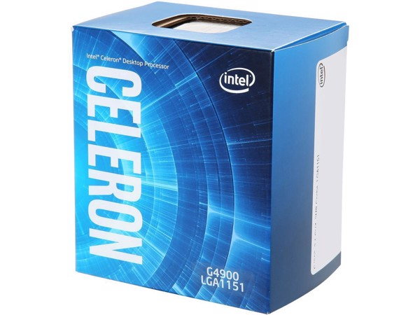 CPU Intel G4900 Box