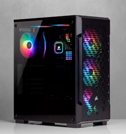 Case Corsair 220T BLACK