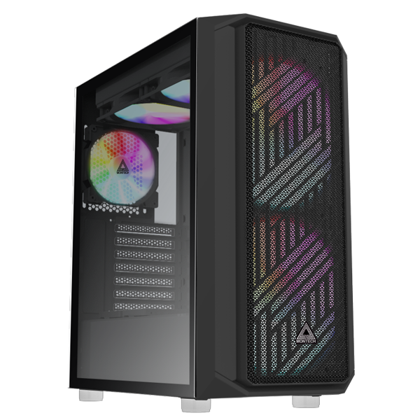 Case Air X ARGB Montech-Tặng 3 Fan