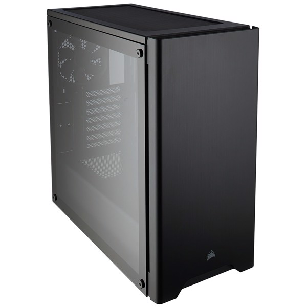 Case Corsair 275R RGB BLACK
