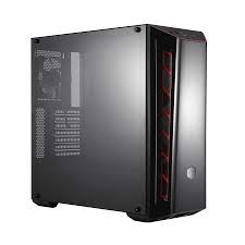 Case Cooler Master MB 520 TG RED TRIM
