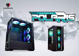Case Chanpion POLARIS