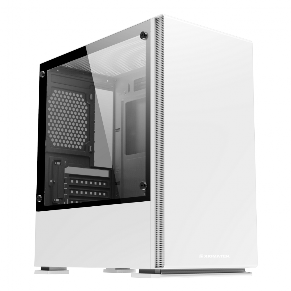 Case Xigmatek NYC Arctic White (No fan)_EN45716