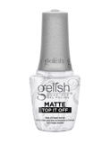 MATTE TOP IT OFF SOAK-OFF SEALER GEL - 1140001