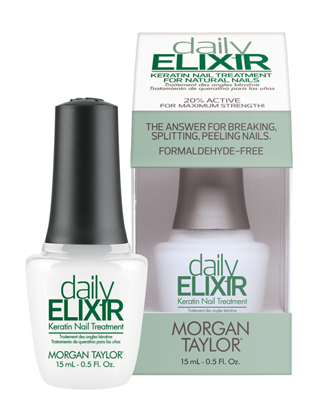 DAILY ELIXIR KERATIN NAIL TREATMENT - 3333000