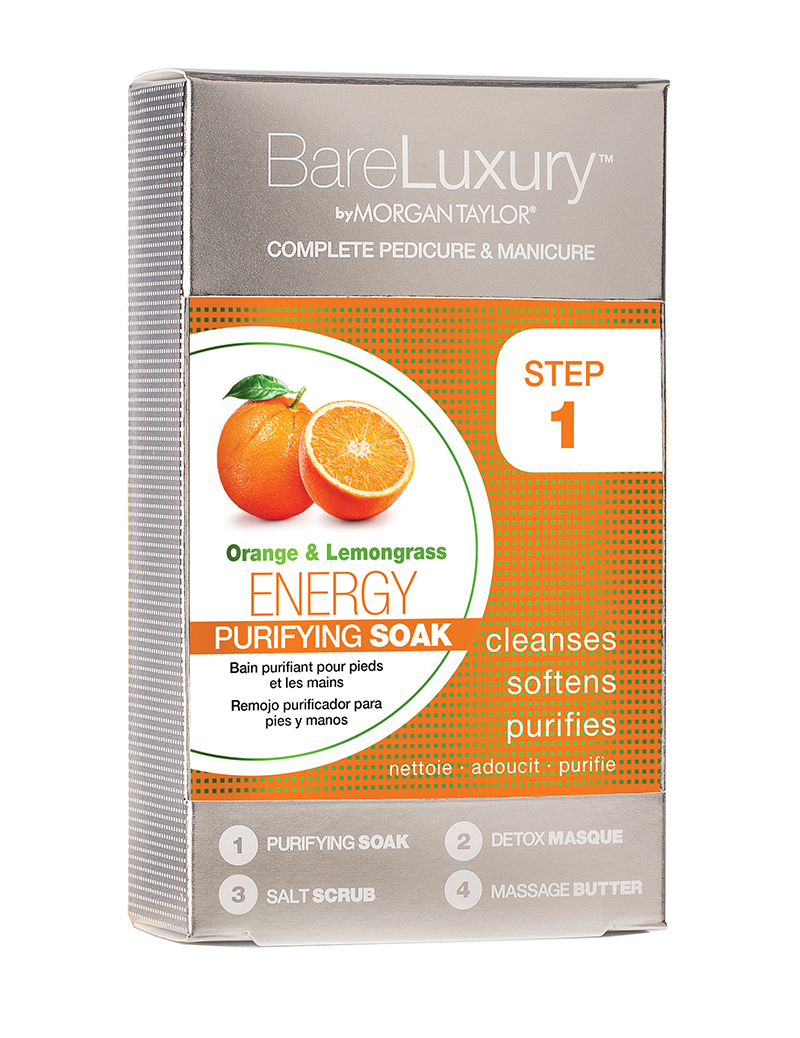 BARELUXURY - ENERGY Orange & Lemongrass - 51318