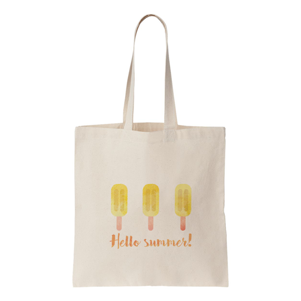 Tote Bag - Que kem Hello summer