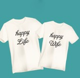 Áo đôi - Happy Couple T shirt