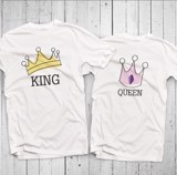 Áo đôi - Royal Couple T shirt