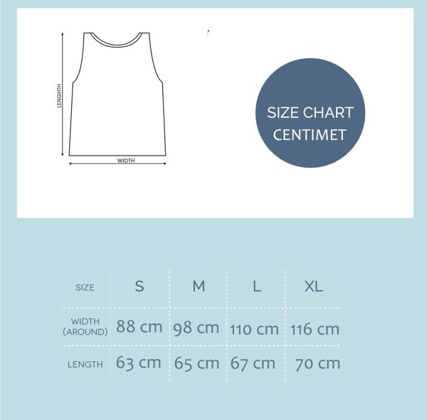 Áo tanktop Enjoy your Summer time
