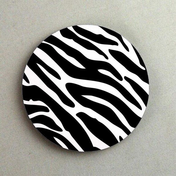 Đế lót ly - Marble Zebra - (Marble Collection)