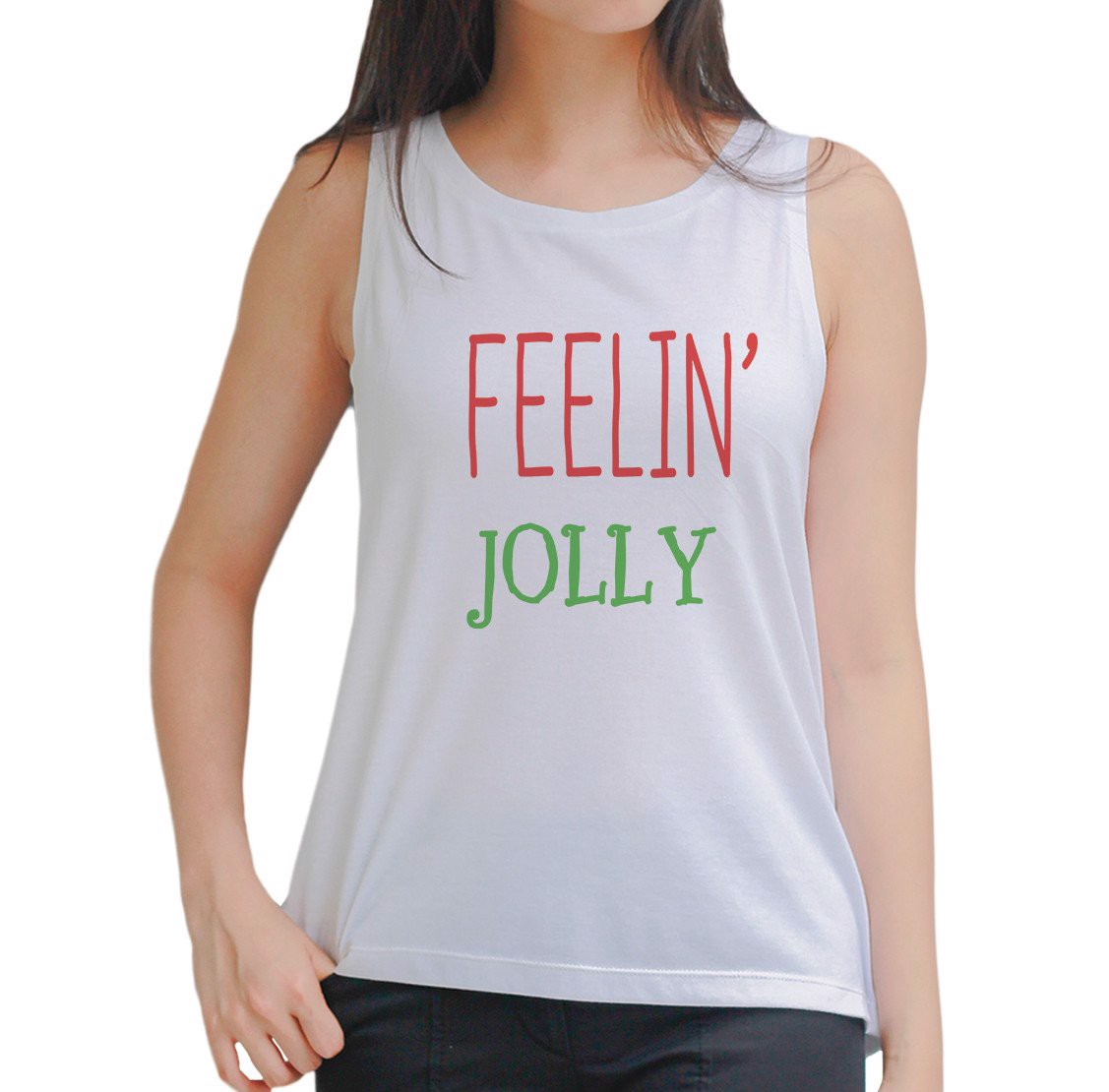 Fellin' Jolly Tank Top