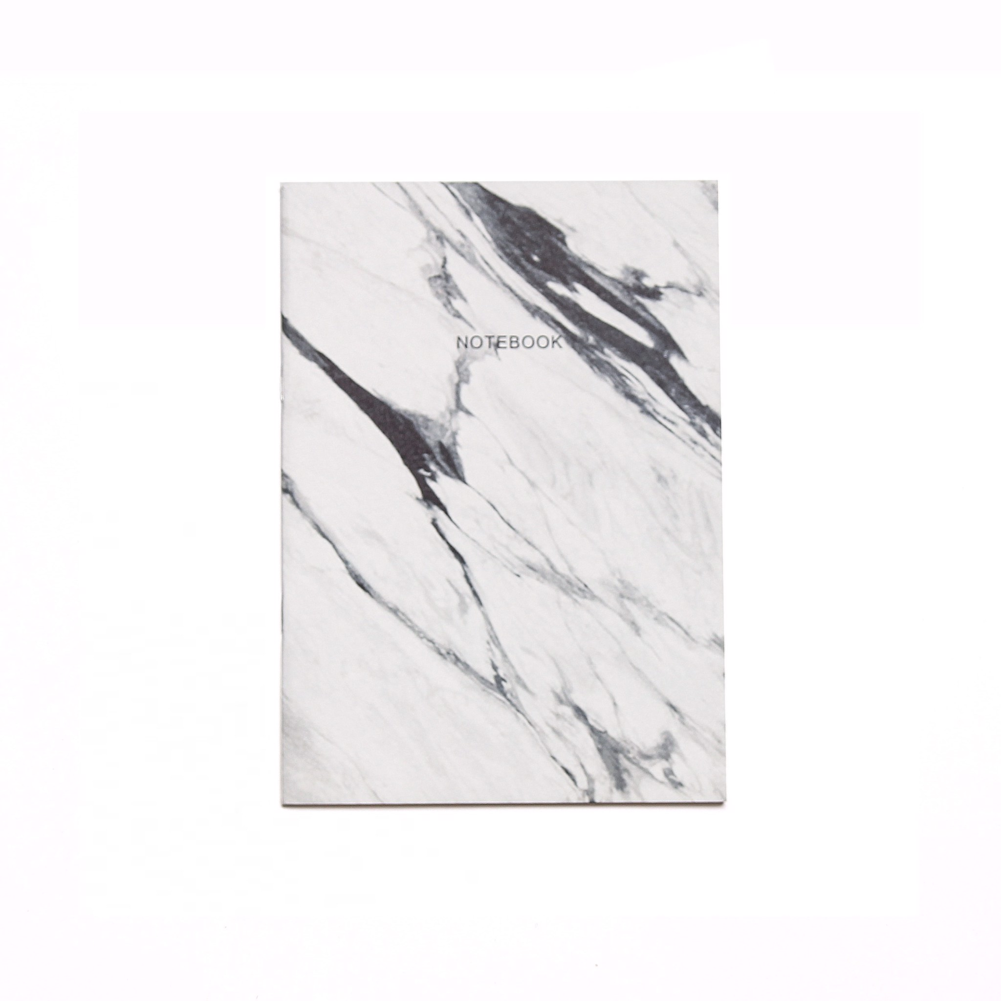 Sổ tay A5 - Black & White Marble - (Marble Collection)