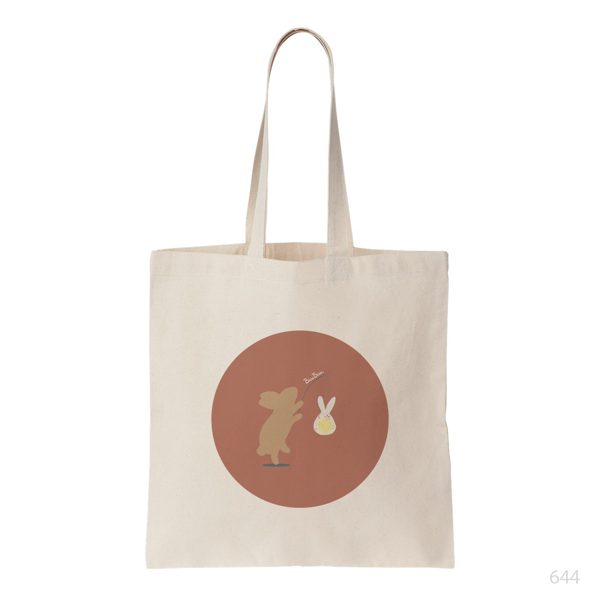 Tote Bag - Rabbit Wonderland