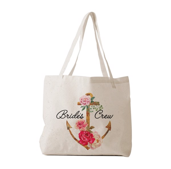 Tote Bag - Bride's Crew