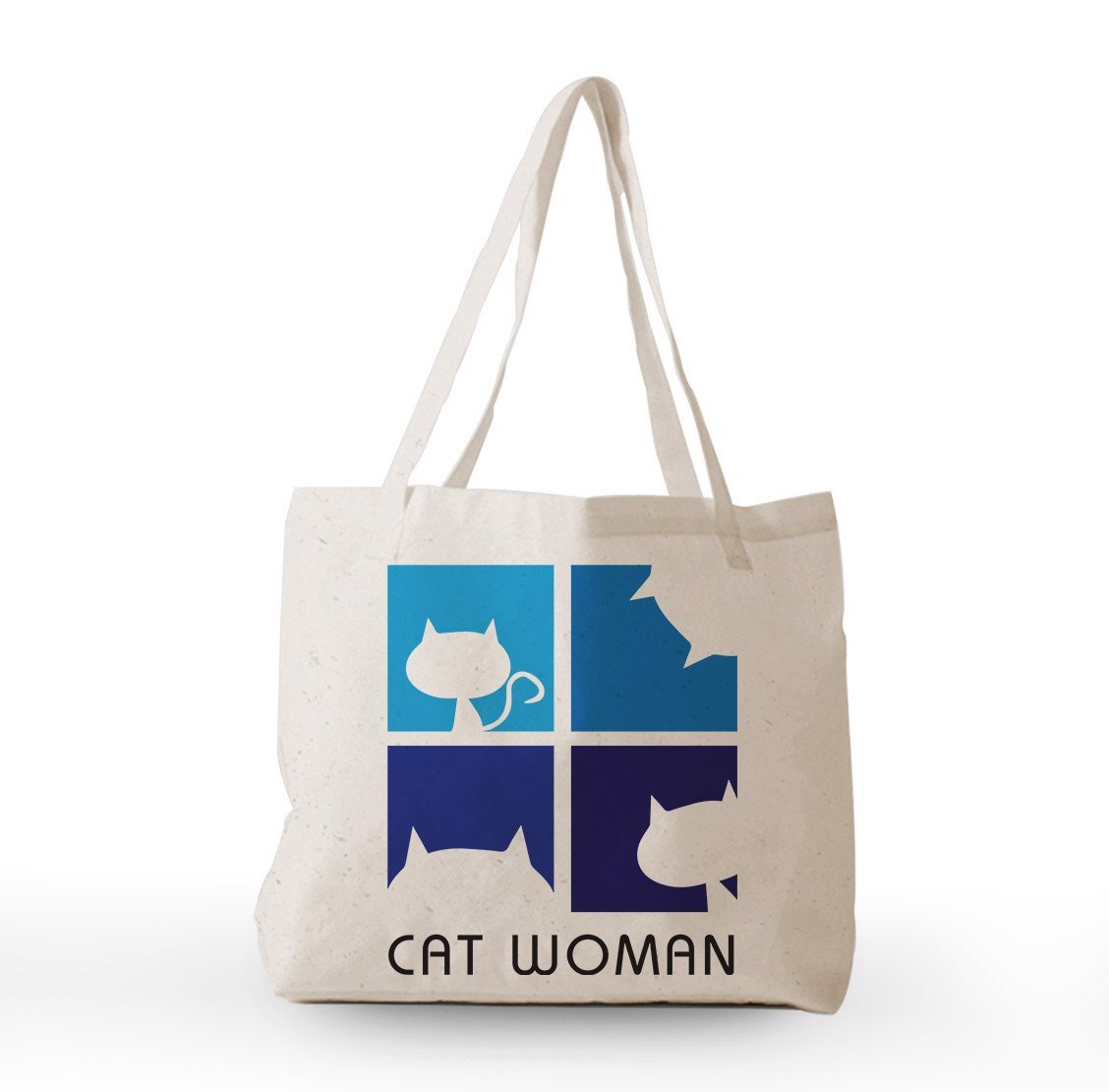 Tote Bag - Cat woman