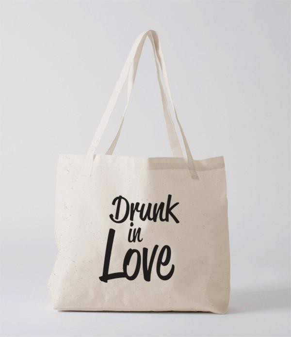 Tote Bag - Drunk in love