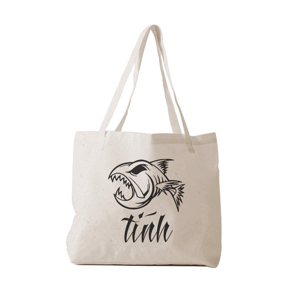 Tote Bag - Fish Tính
