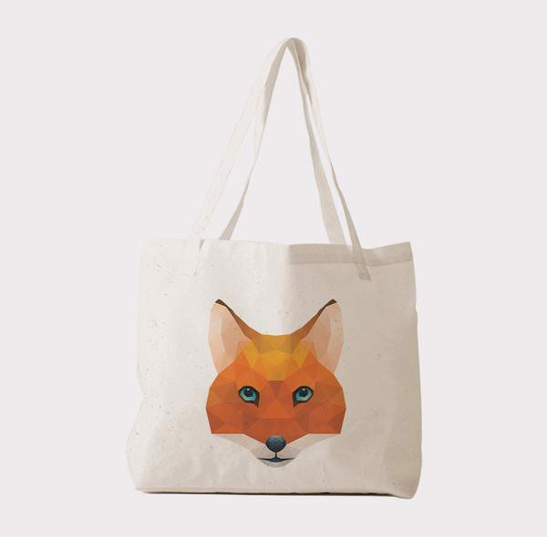 Tote Bag - Fox cáo