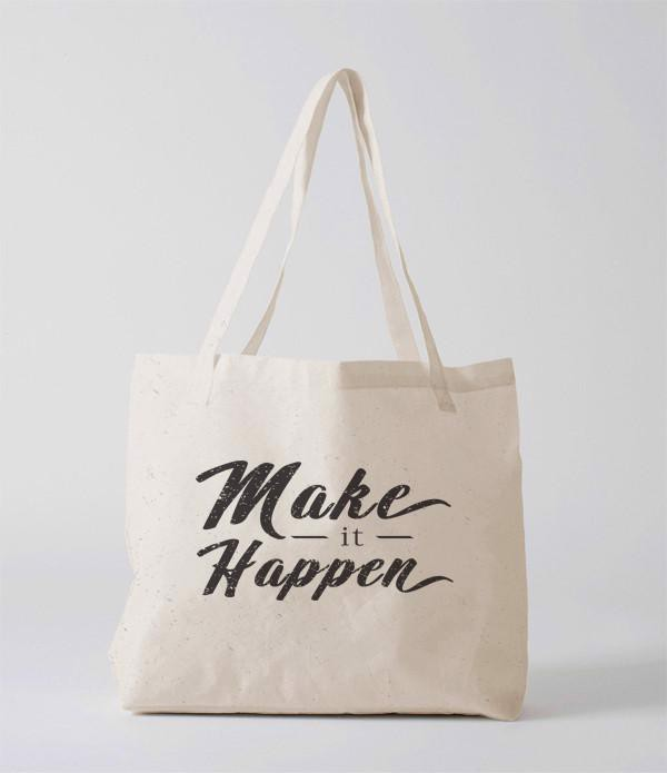 Tote Bag - Happen