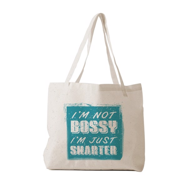 Tote Bag - Im not Bossy