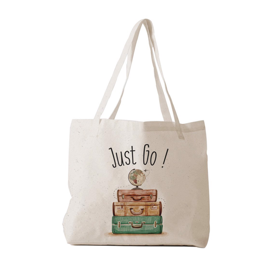 Tote Bag - Just Go