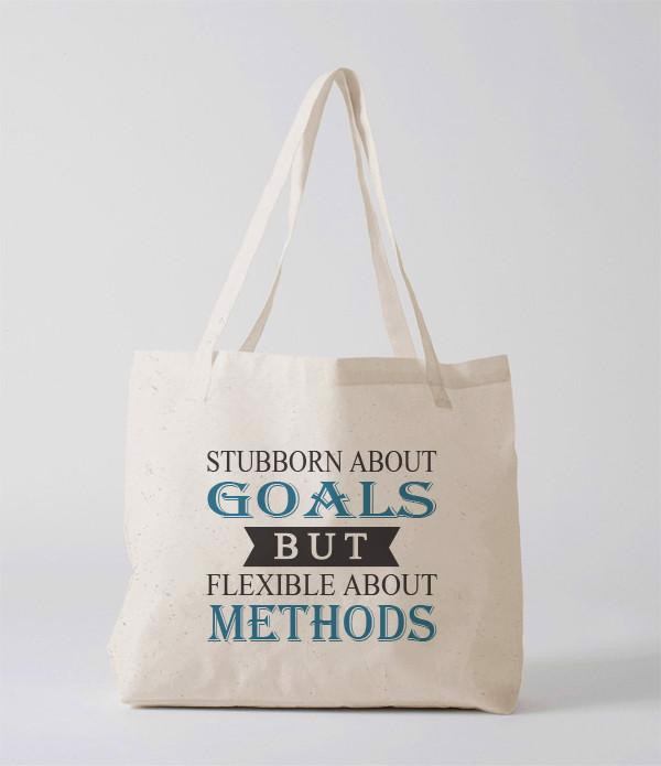 Tote Bag - Quote