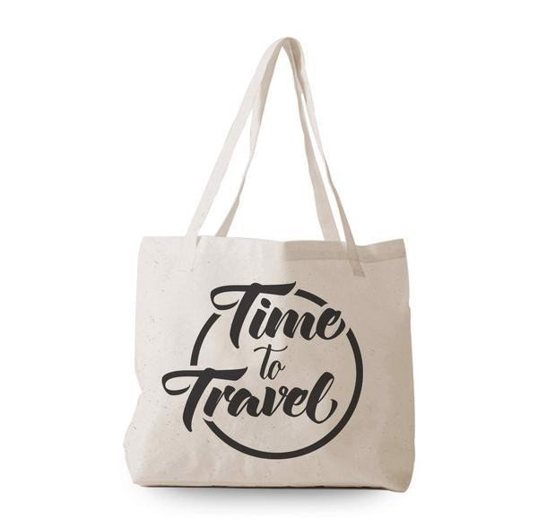 Tote Bag - Time to travel