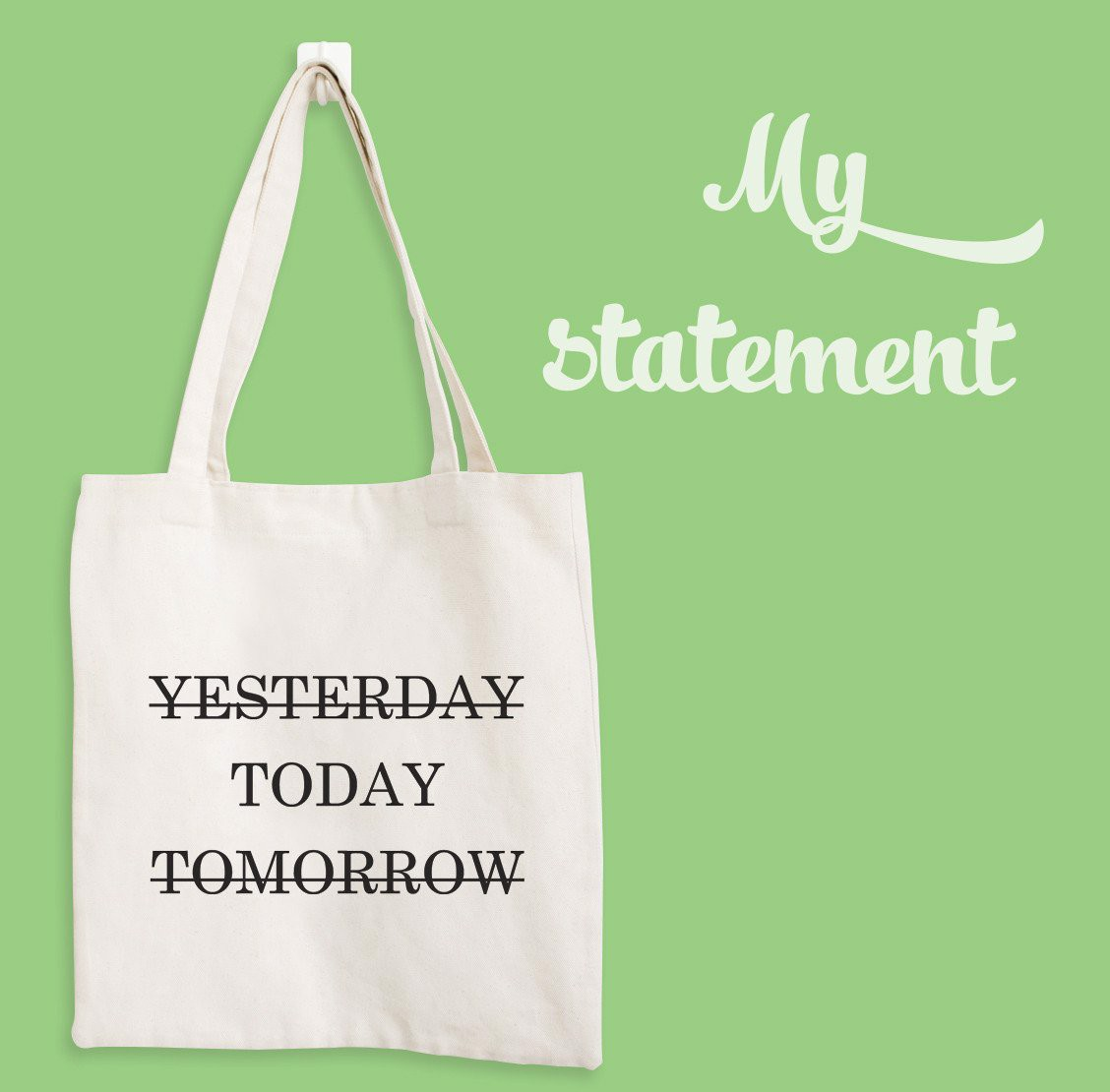 Tote Bag - Today