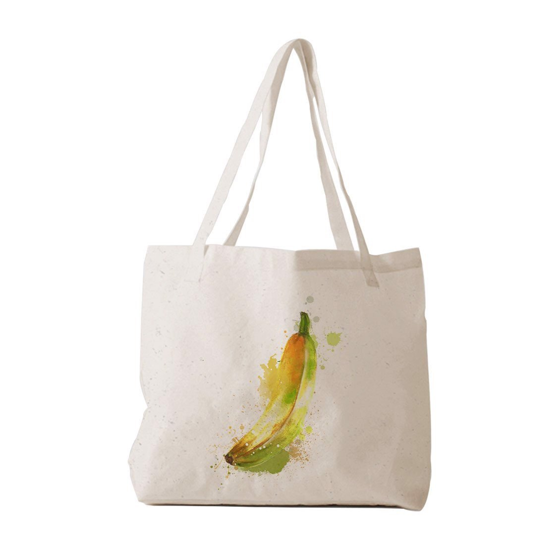 Tote Bag - Watercolor banana