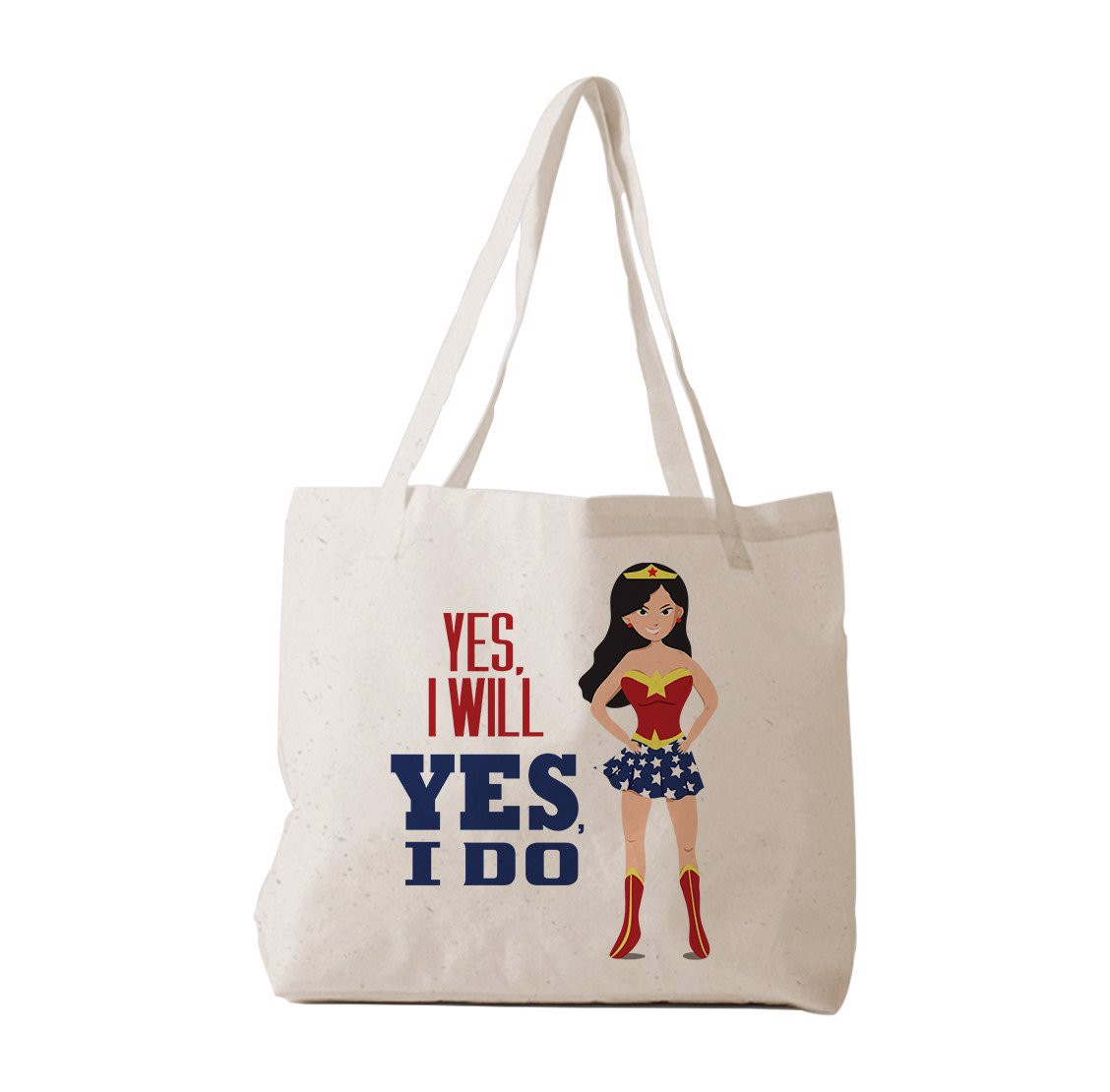 Tote Bag - Wonder woman