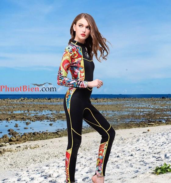 Wetsuit dành cho nữ