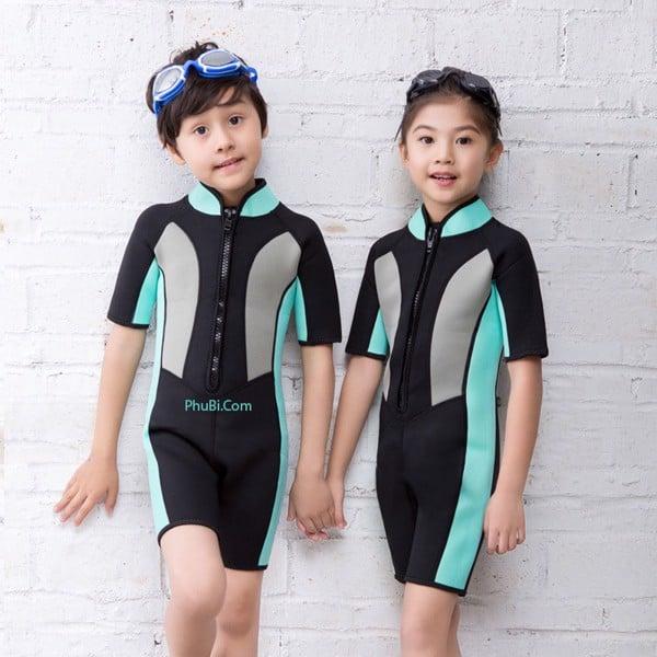 Wetsuit dành cho trẻ em