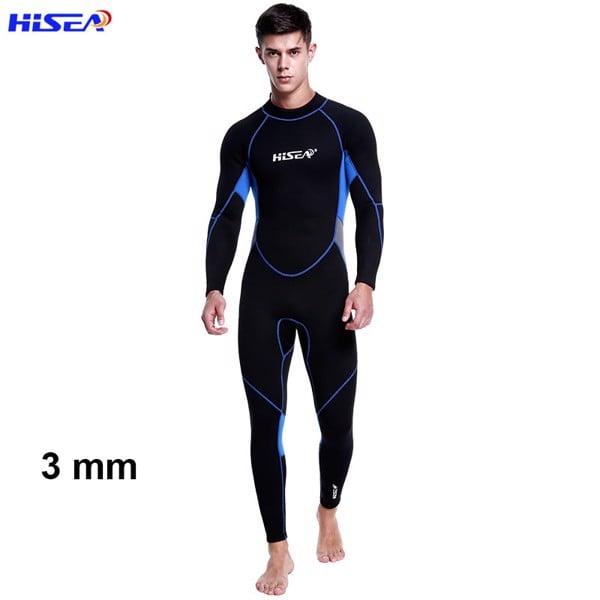 Quần áo bơi lặn wetsuit giữ nhiệt 3 mm
