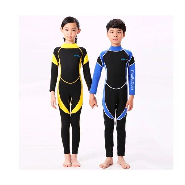 Đồ bơi giữ nhiệt trẻ em