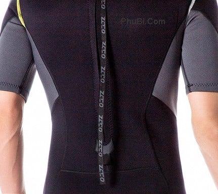 Đồ lặn wetsuit nam 1.5 mm